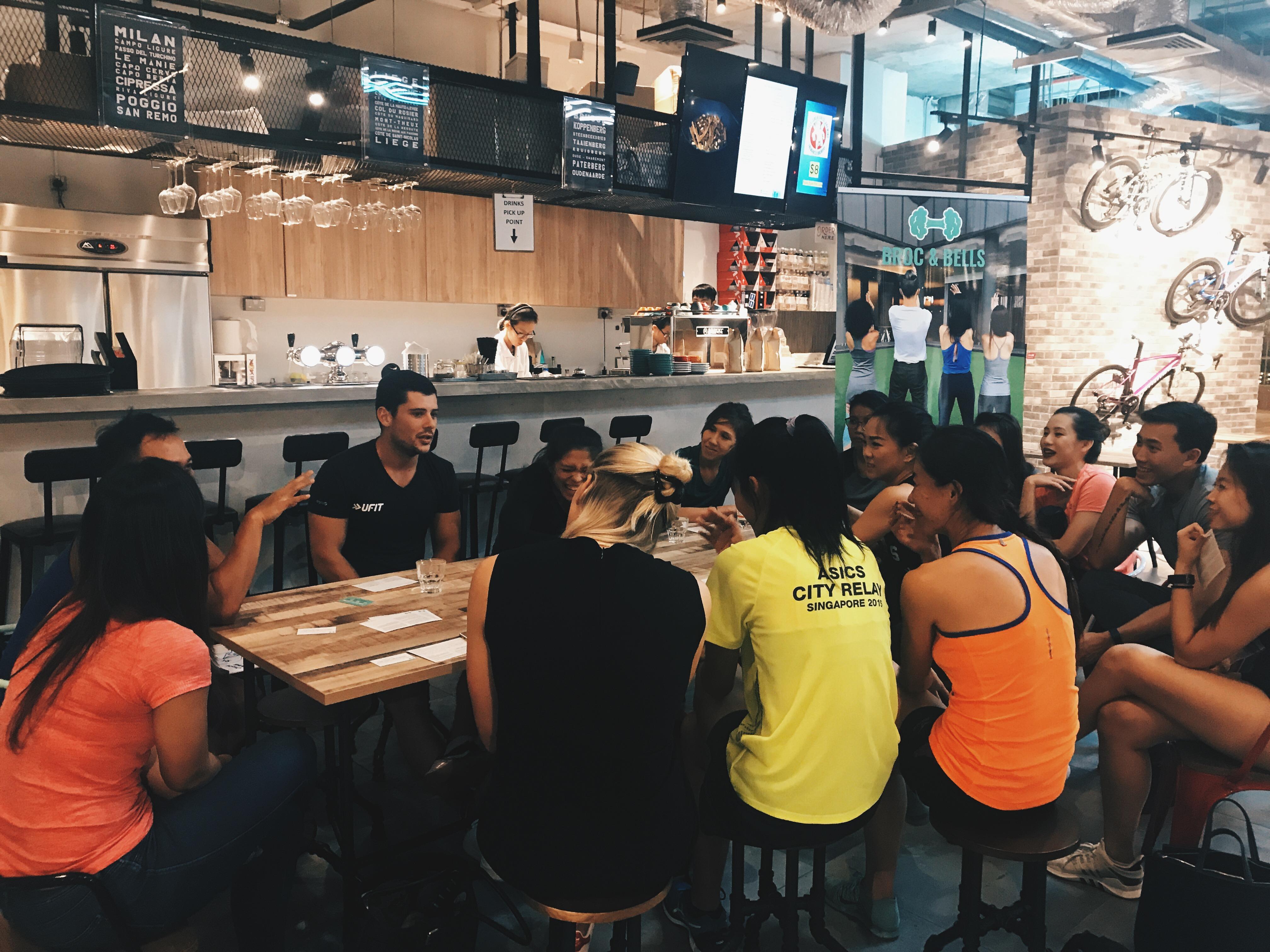 crossfit jakarta singapore tanjong pagar