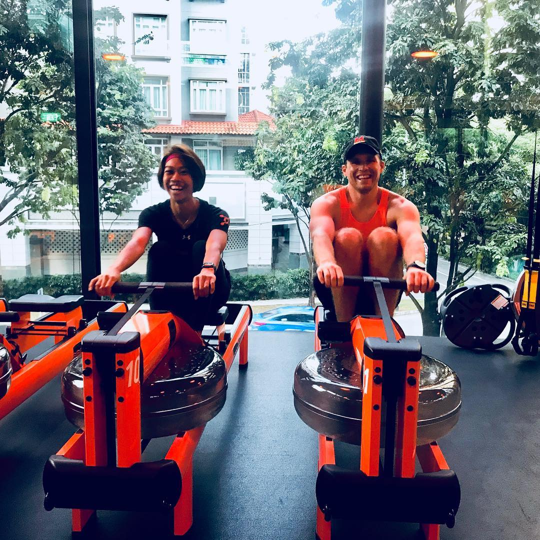 wany misban orangetheory fitness singapore
