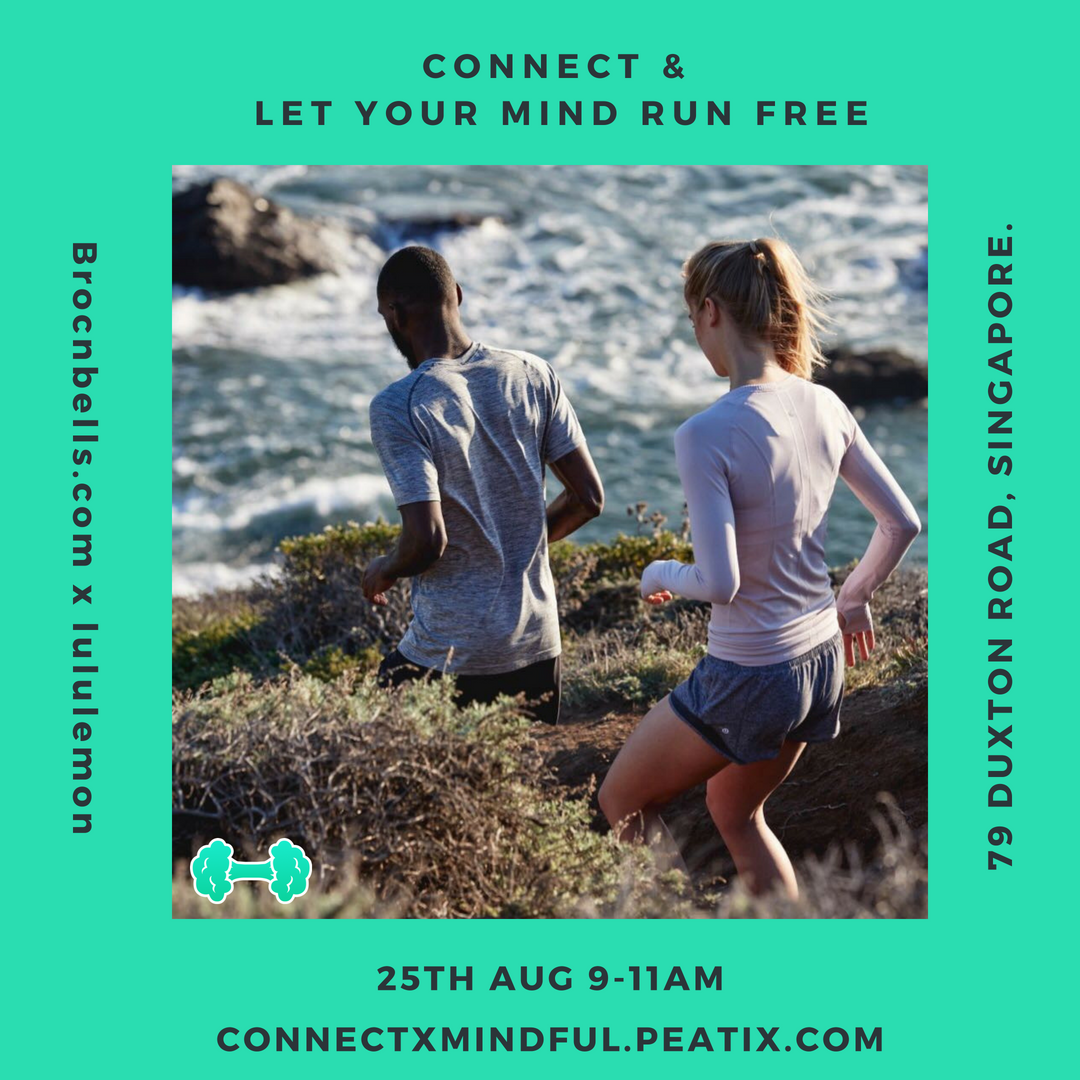 connect and let your mind run free