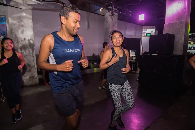 sweatbuddy movement high knees