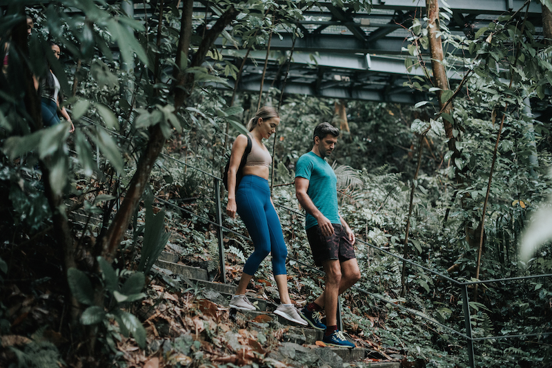 singapore weekend hiking walking outdoors nature brocnbells jesse timm