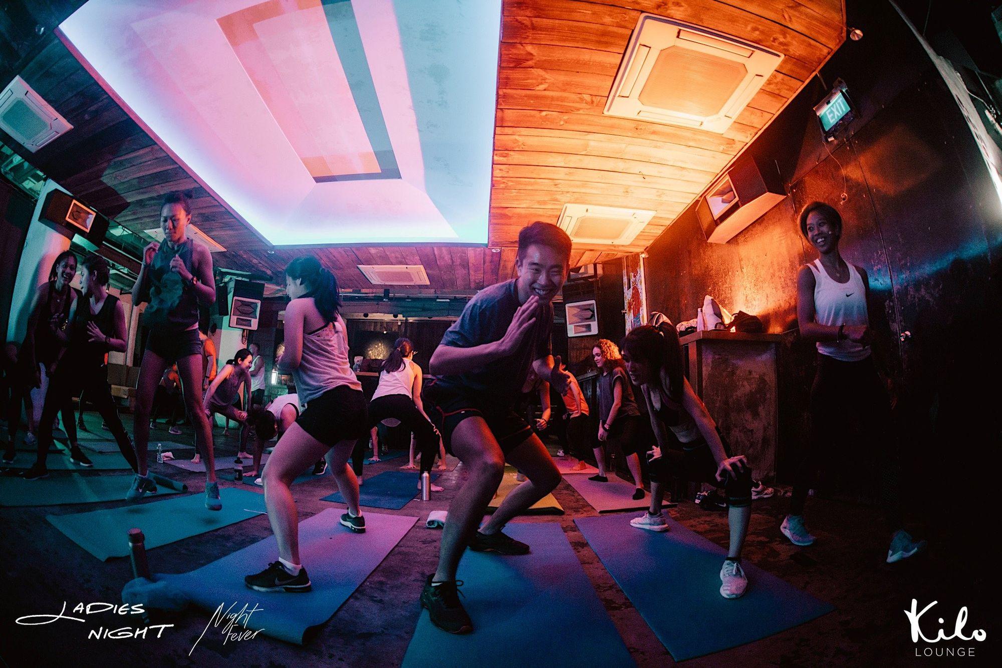 Kilo BrocnBells.com ClassPass Drinks Fitness