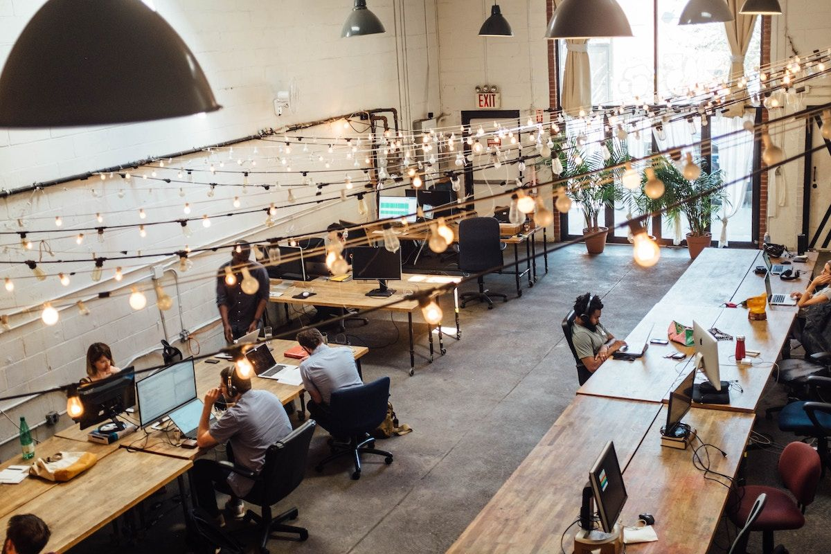 coworking coliving spaces