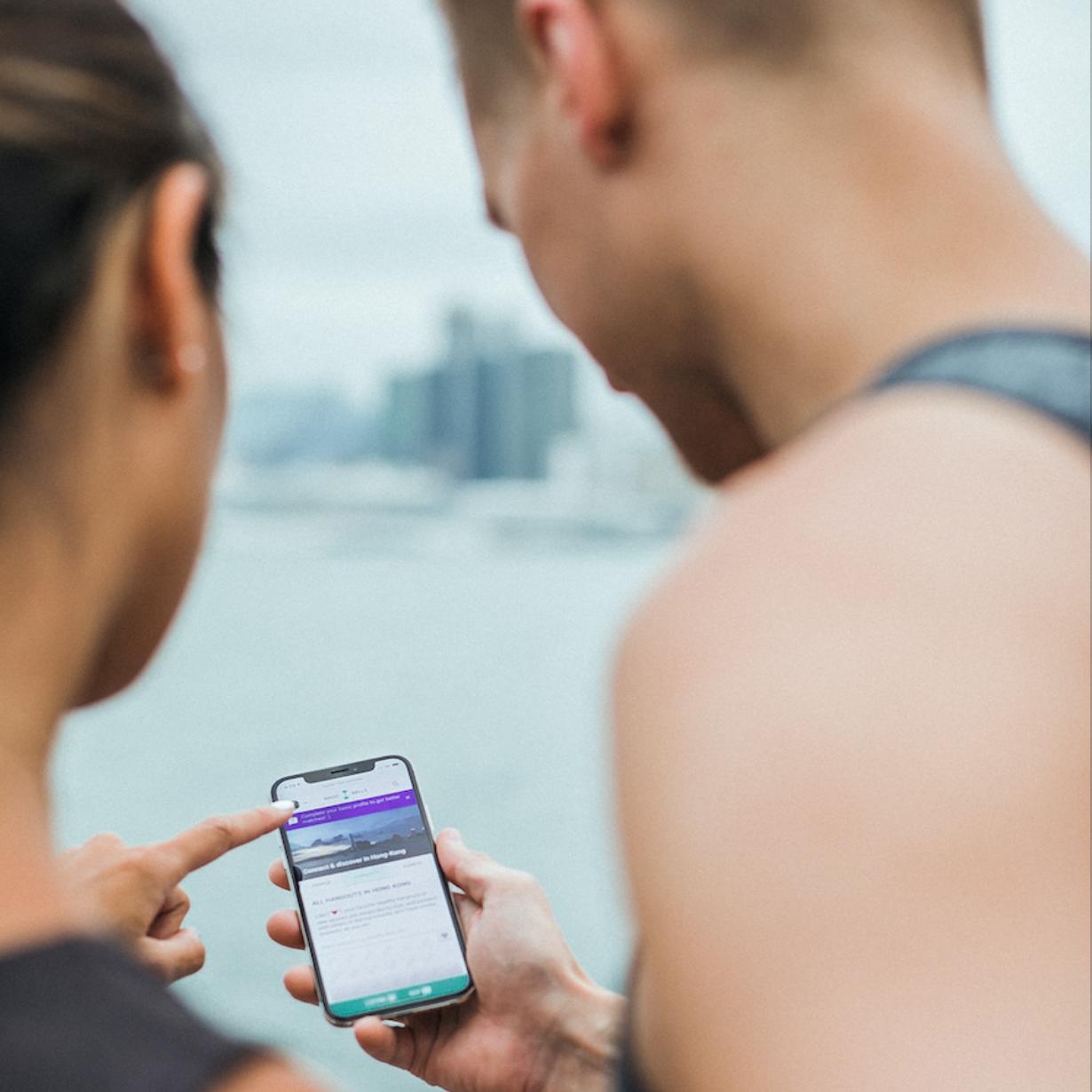 complimentary sweatbuddy premium brocnbells web app
