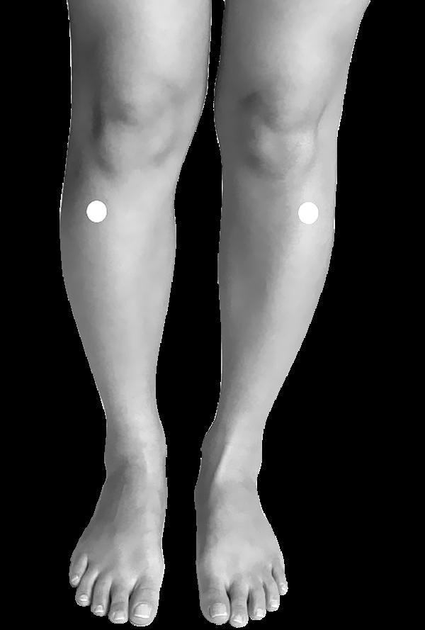 three mile foot massage