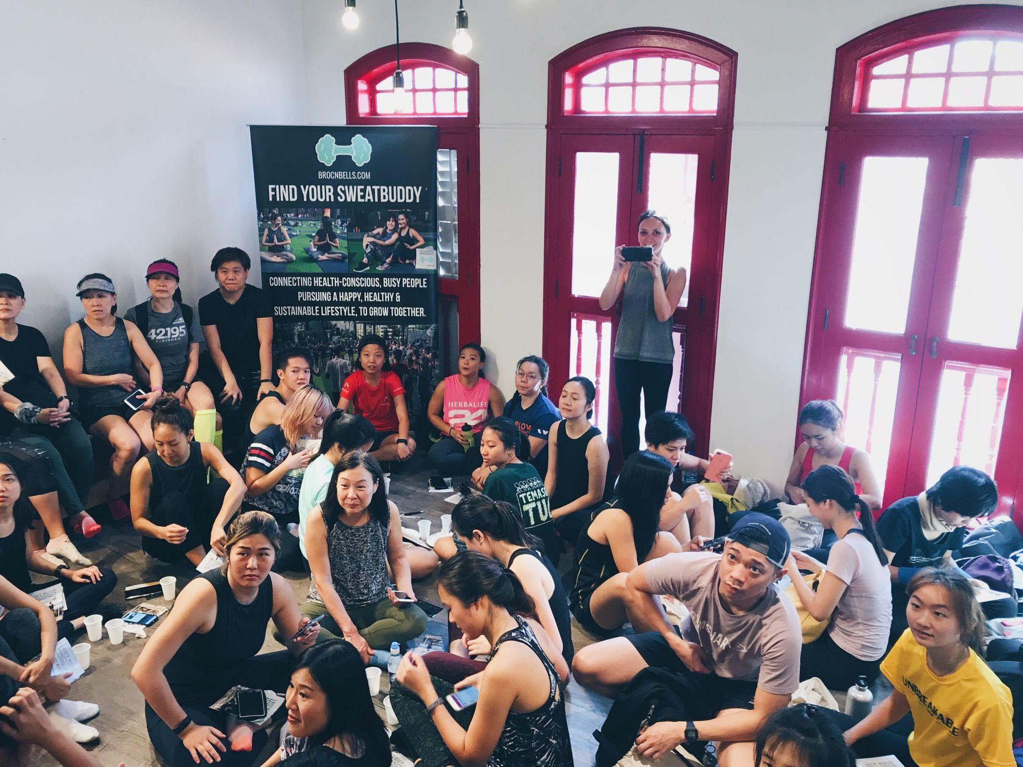 fitness studio hopping singapore brocnbells