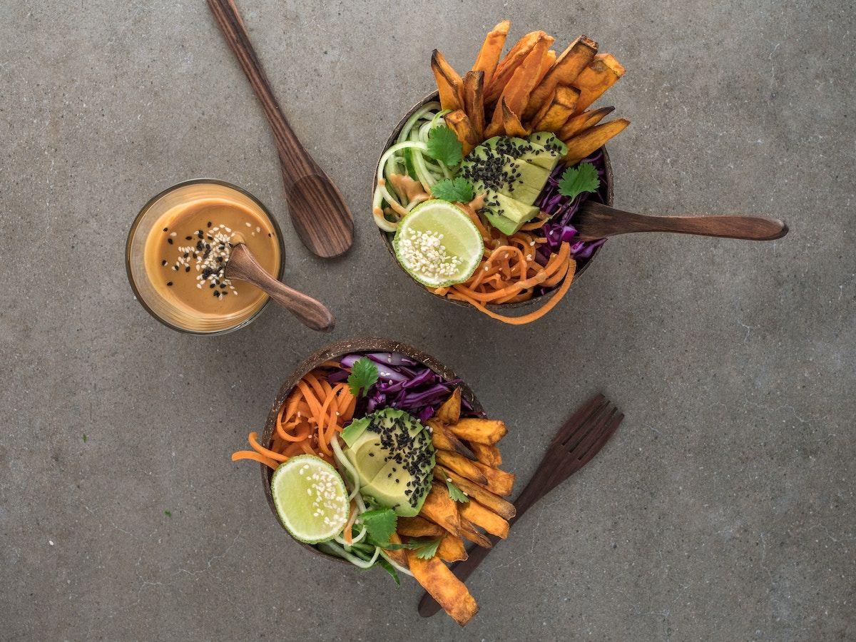 plantbased vegetarian food singapore brocnbells
