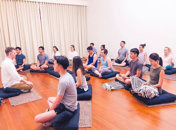 space2b meditation studio