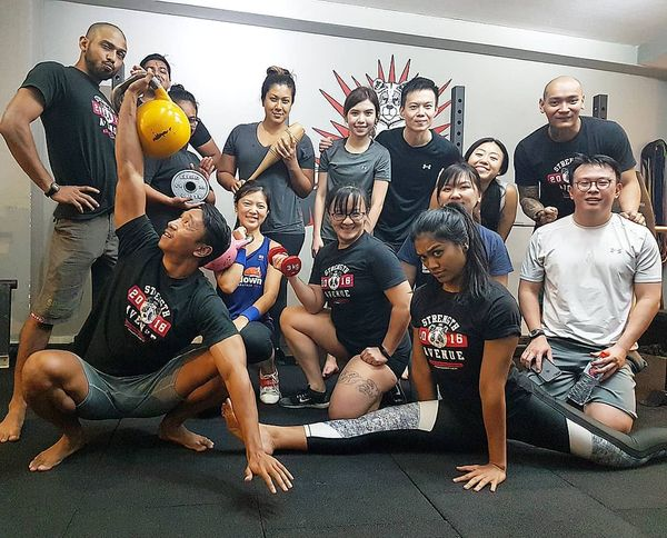 Best Strength and Conditioning Gyms in Singapore