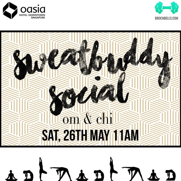 [EVENT] SweatBuddy Social - Om & Chi