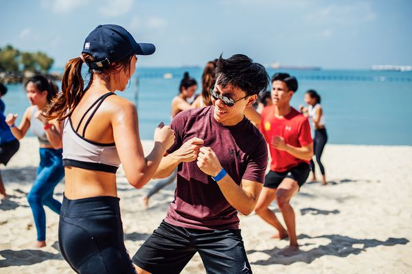Inspiration for the Perfect Gym Date and Outdoor Activities in Asia